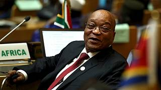President Jacob Zuma cleared in $2 bn arms deal
