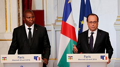 France backtracks on the withdrawal of troops from CAR