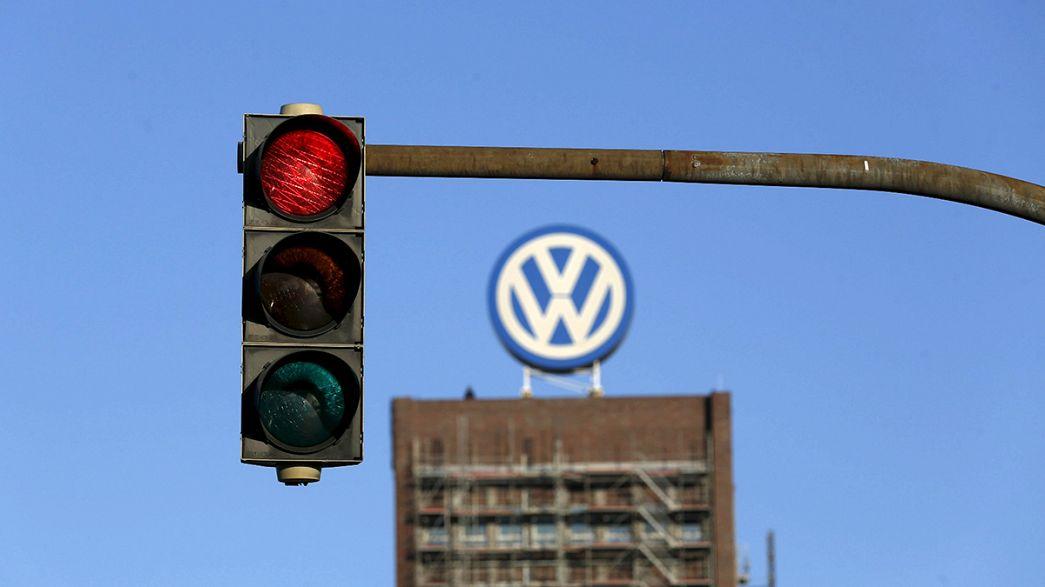 Volkswagen ABD'li yetkililerle anlaşmaya vardı