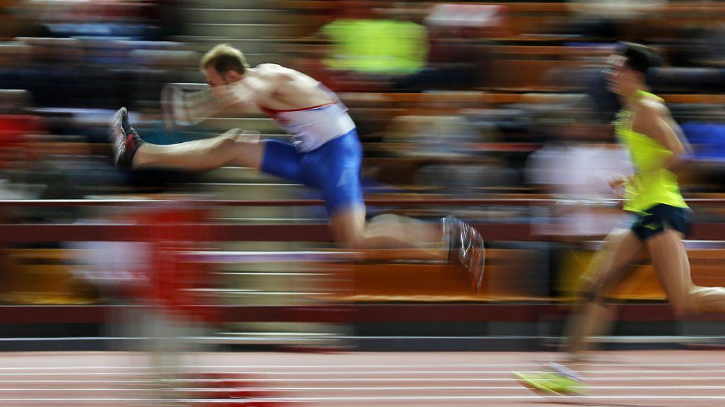۱۷ ژوئن درباره حضور تیم دو و میدانی روسیه در المپیک تصمیم گیری می شود