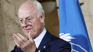 Syrian peace talks in Geneva collapse in acrimony