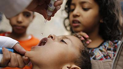 New vaccine key to global eradication of Polio