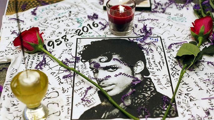 Hommages unanimes après la mort de Prince