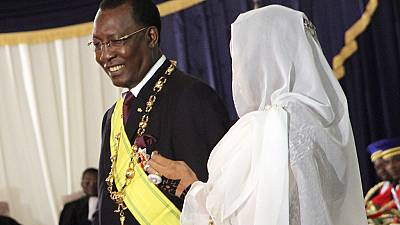 Idriss Deby wins fifth term in office with 61.56% of votes