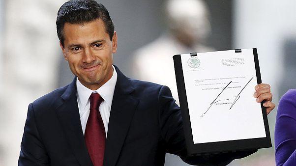 Presidente mexicano quer avançar com a legalização da marijuana