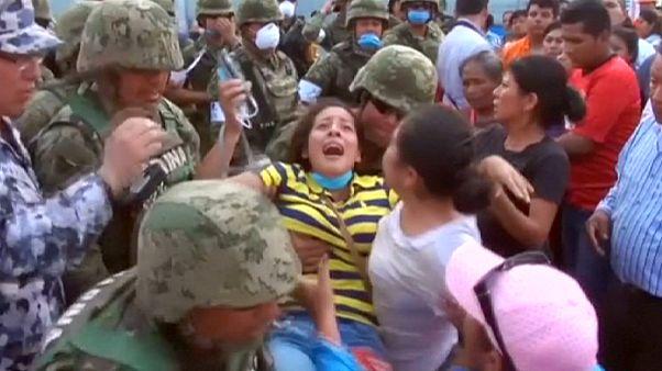 Мексика: число жертв взрыва увеличилось