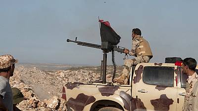 ISIS retreats from key Libyan city of Derna