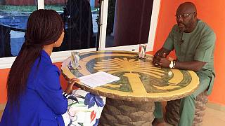 Africanews exclusive: George Weah will run again for Liberia's presidency