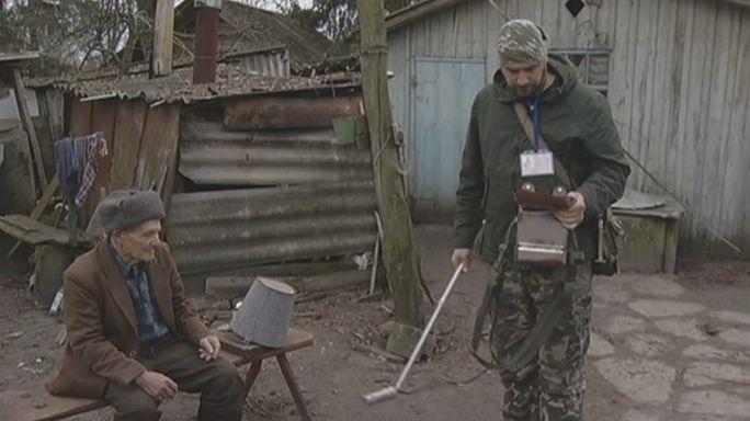 Natif de la région sinistrée de Tchernobyl et nostalgique
