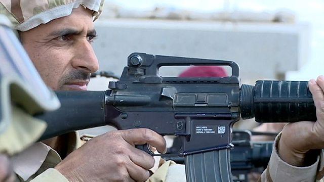 Борьба с ИГИЛ в Ираке: эксклюзивный репортаж с линии фронта