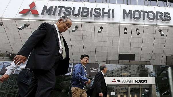 Sokba kerül a Mitsubishinek a botrány