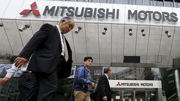 سهم ميتسوبيشي يسجل تراجعا في بورصة طوكيو