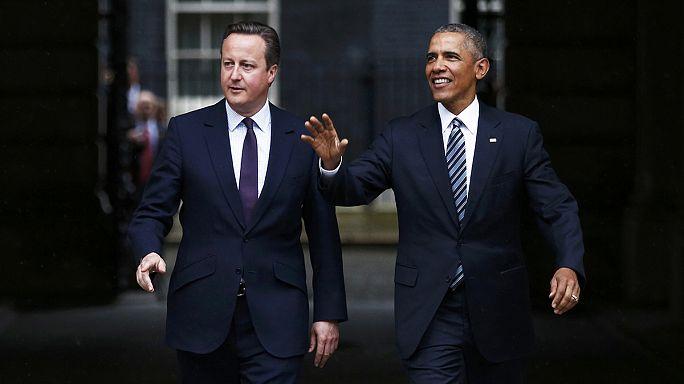 США-Британия, Брюссель-Google, ЕС-Турция, НАТО-Россия