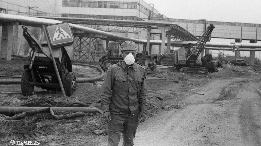 Chernobyl: O testemunho dos que chegaram logo após a catástrofe