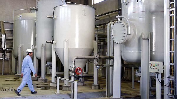 آمریکا از ایران ۳۲ تن آب سنگین میخرد