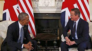 "Barack Obama llega a Londres precedido por la polémica sobre ""el brexit"""