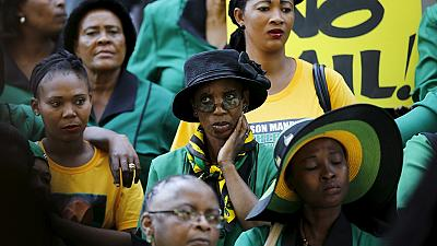 S. Africa: Ruling ANC loosing support in Nelson Mandela Bay