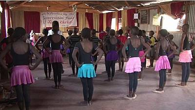 'Ghetto Classics' alleviating poverty in Kenya's slums via music