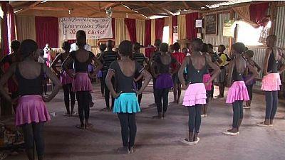 Kenya: des enfants formés à la musique classique