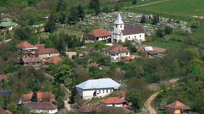 Komlóska, una zona franca europea en la Hungría profunda