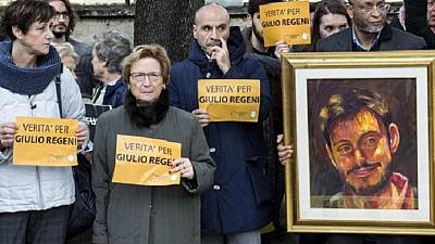 US calls for impartial investigation into Regeni murder