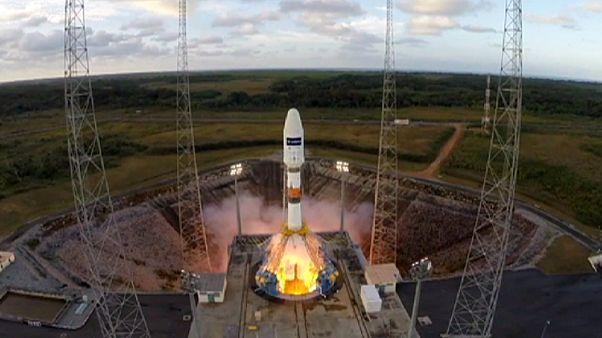Todo listo para el lanzamiento del satélite medioambiental Sentinel-1B