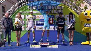 قهرمانی میکل لاندا در مسابقات «تور ترنتینو» ایتالیا