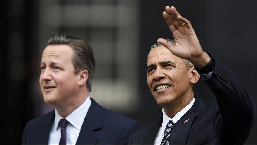 Obama: AB İngiltere'nin etkisinin azaltmaz aksine büyütür