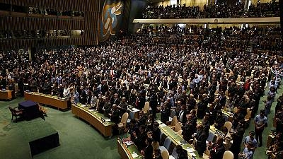 Compromiso en la ONU contra el cambio climático a la espera de que sea ratificado