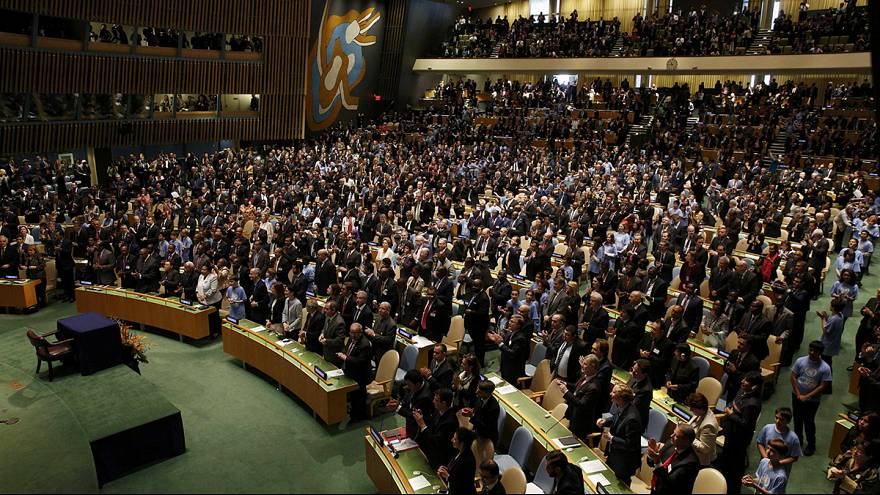 Accord sur le climat : record de pays signataires à l'ONU