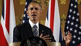 Obama says EU membership makes Britain great