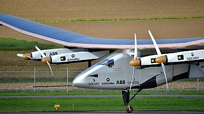 'Paper Plane' Solar Impulse 2 resumes world tour