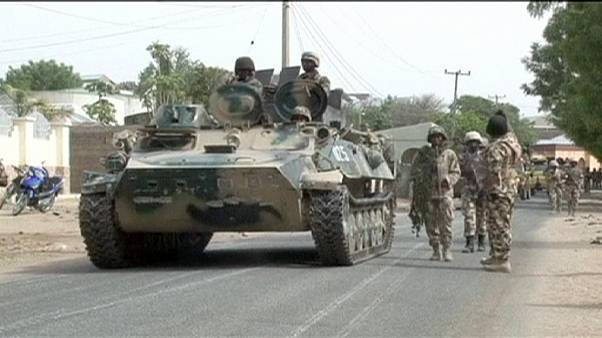 Amnesty accuses Nigerian army of mass murder