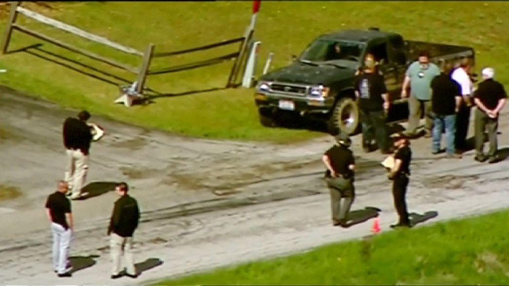 Al menos ocho personas de la misma familia mueren en un tiroteo en EEUU