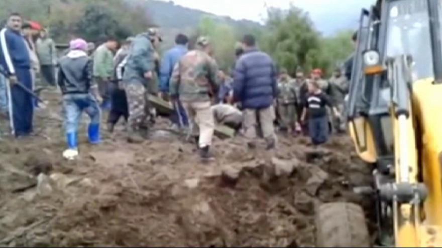 Frana in India, almeno 16 morti