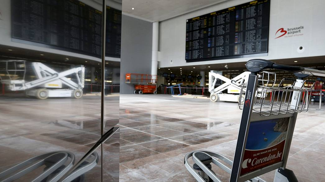 Brussels airport won't re-open fully before summer holidays