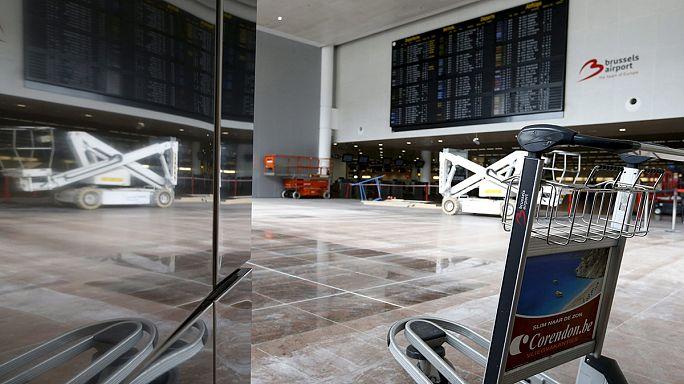 Egy hónapja robbantottak terroristák Brüsszelben