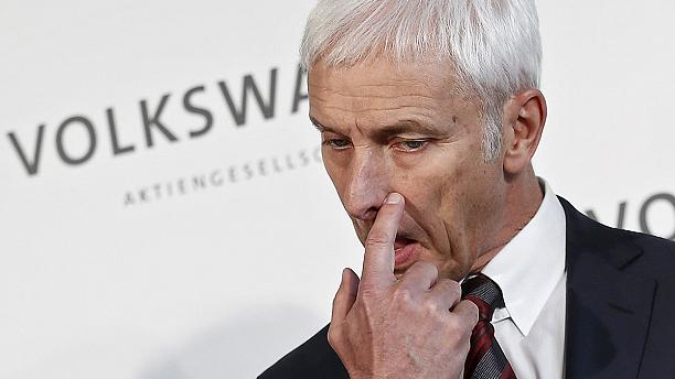 Volkswagen emission cheating costs rise to more than €16bn