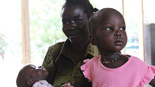 """Ethiopie : """"des nourritures thérapeutiques"""" de l'Unicef pour des enfants"""