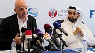 Infantino insists Qatar will host the 2022 World Cup