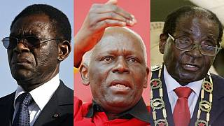 Longest serving African leaders still going strong