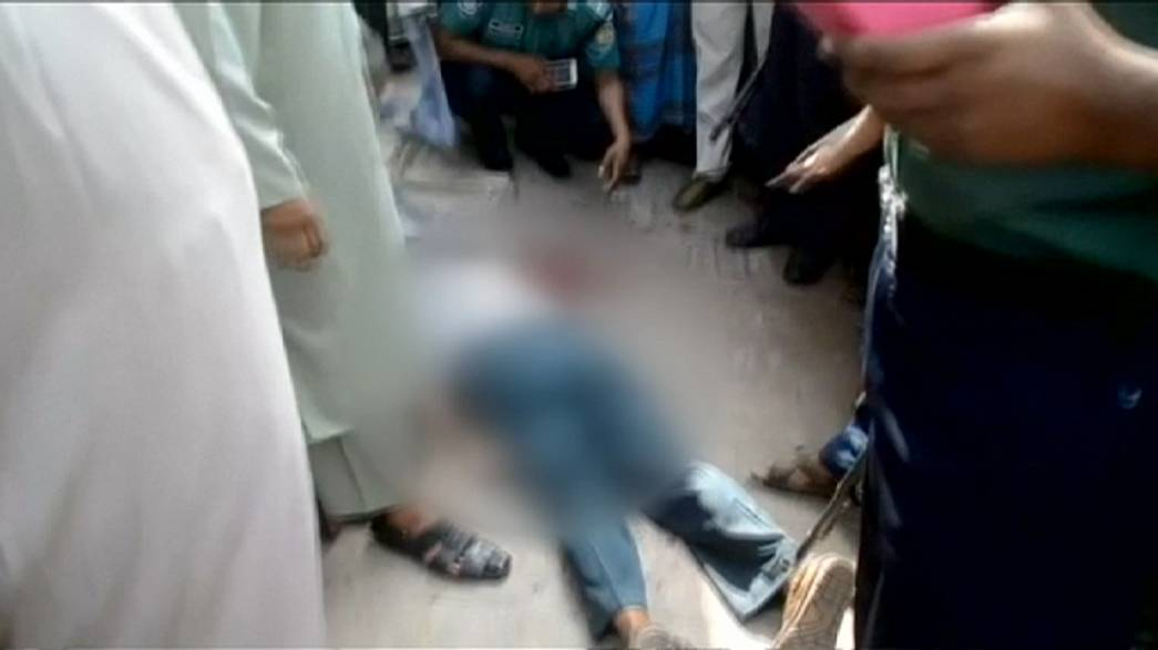 داعش يتبنى عملية قتل مدرس لغة انجليزية في بنغلاديش