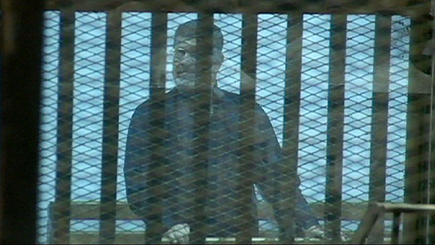 Ägypten: Geheimnisverrats-Urteil gegen Ex-Präsident Mursi verschoben