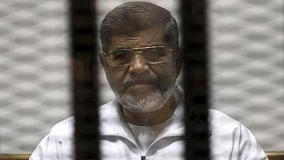 Egyptian court adjourns Morsi's espionage verdict