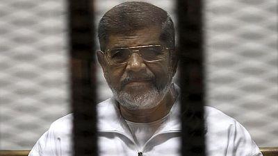 Egyptian court adjourns Morsi's espionage verdict