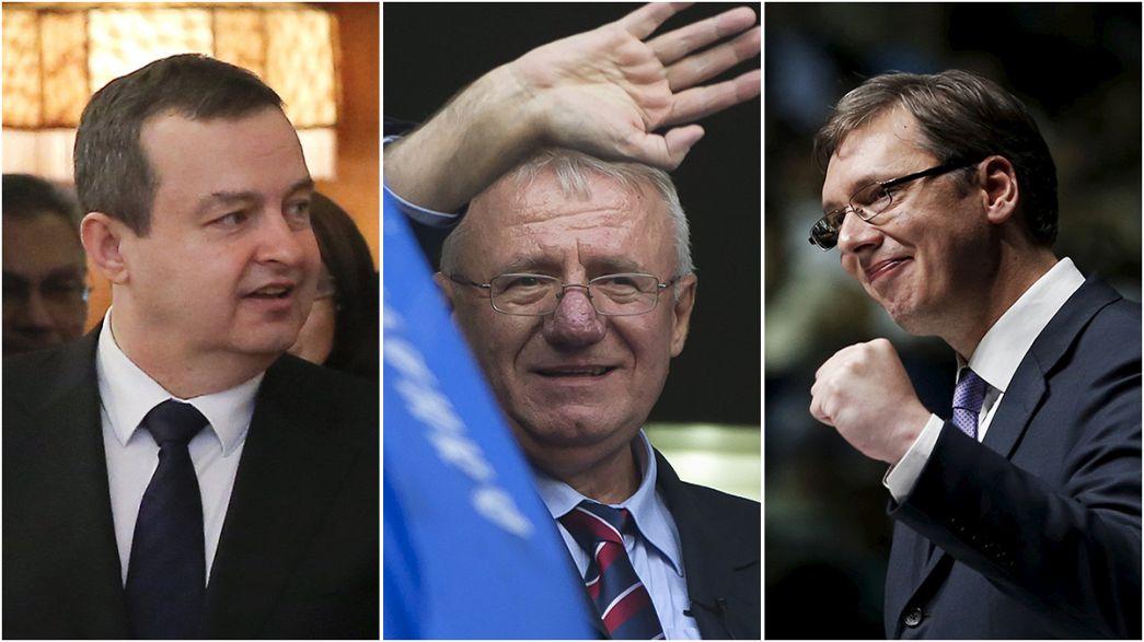 Serbians head to the polls in test of EU membership popularity