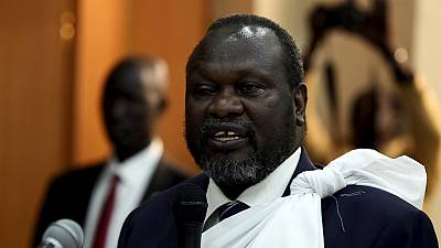 Lack of authorisation in Juba caused my delay - Riek Machar