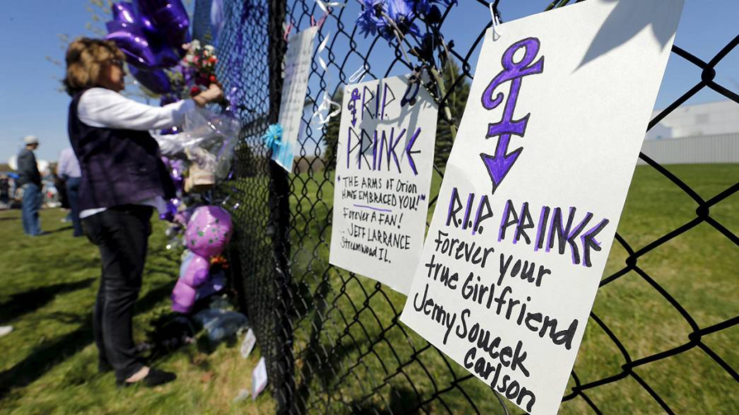 Private memorial and cremation held for Prince