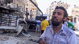 """Siria: """"C'è di nuovo la guerra"""", decine di morti per raid lealisti"""