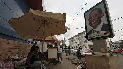 Polls open for Equatorial Guinea presidential election